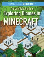 The Unofficial Guide to Biomes in Minecraft