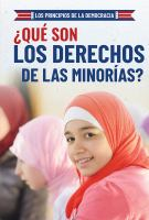 Que Son Los Derechos de Las Minorias? (What Are Minority Rights?)