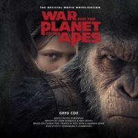 War for the Planet of the Apes (CD)