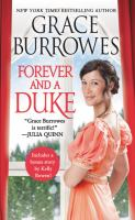 Cover of Forever and a Duke