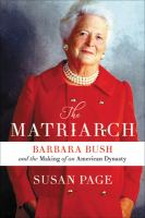 Cover of The Matriarch: Barbara Bus