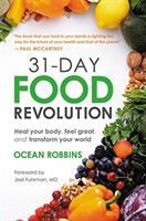 Media Cover for 31-Day Food Revolution