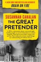 Media Cover for Great Pretender: The Undercover Mission That Changed Our Understanding of Madnes