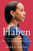 Cover of Haben: The Deafblind Woman