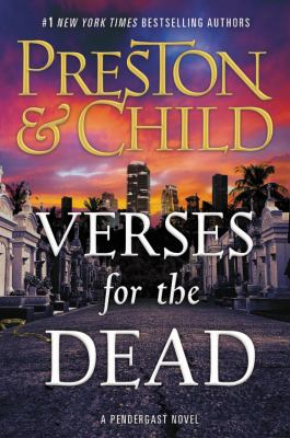 Verses for the Dead(book-cover)