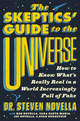 The Skeptic's Guide to the Universe(book-cover)