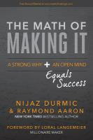 The Math of Making It