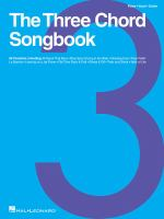 The Three Chord Songbook