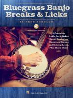 Bluegrass Banjo Breaks & Licks
