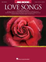 The Big Book of Love Songs