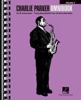 Charlie Parker omnibook