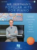 Mr. Hoffman's Popular Hits for Piano