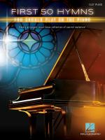 First 50 Hymns You Should Play on the Piano