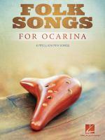 Folk songs for ocarina