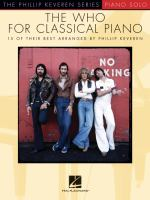 The Who for classical piano