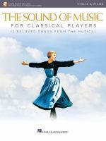 The Sound of Music for Classical Players
