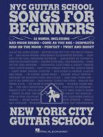 NYC Guitar School Songs for Beginners