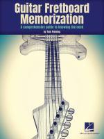 Guitar Fretboard Memorization