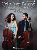 Cello duet delights