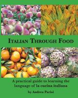 Italian Through Food
