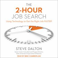 The 2-Hour Job Search (CD)