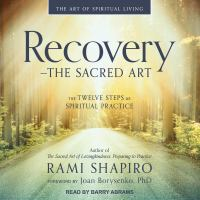 Recovery ئ the Sacred Art
