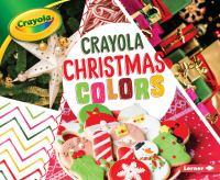 Crayola Christmas Colors