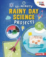 30-minute Rainy Day Projects
