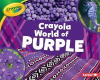 Crayola World of Purple