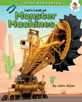 Let's Look at Monster Machines