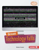 Great Technology Fails