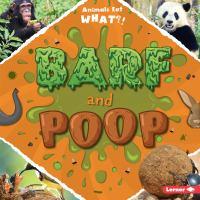 Barf and Poop