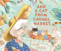 And a cat from Carmel Marketpages cm