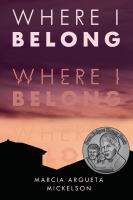 Cover of Where I Belong