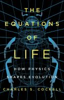 The Equations of Life