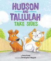 Hudson And Tallulah Take Sides