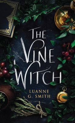 Cover image for The Vine Witch