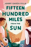 Cover of Fifteen Hundred Miles From the Sun