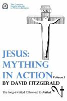 Jesus, Mything in Action
