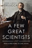 A Few Great Scientists