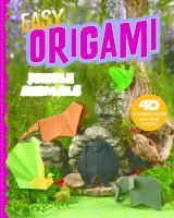 Easy Origami Jungle Animals