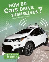 How Do Cars Drive Themselves?