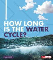 How long is the water cycle?