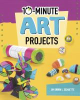 10-minute Art Projects