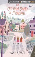 The Orphan Band of Springdale (CD)