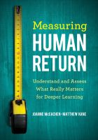 Measuring Human Return