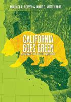 California Goes Green
