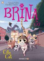 Brina the cat. #2, City cat