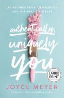 Authentically, Uniquely You