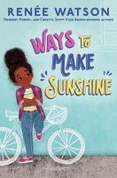 Ways to Make Sunshine